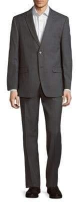 Tommy Hilfiger Textured Wool-Blend Suit