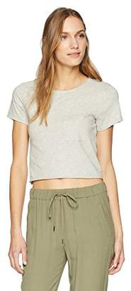 Pam & Gela Women's Crop Tee