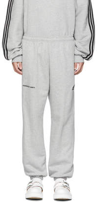 Gosha Rubchinskiy Grey adidas Originals Edition Sweatpants