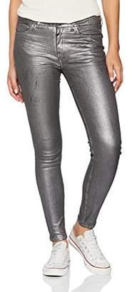 Womens Ania Ripped Hem Skinny Jeans Tigha WJfKm