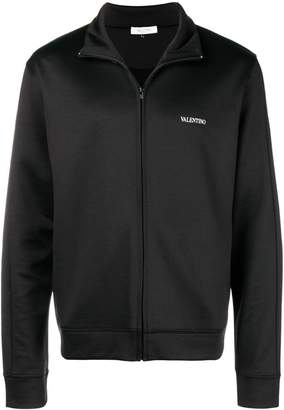 Valentino zip front sports jacket