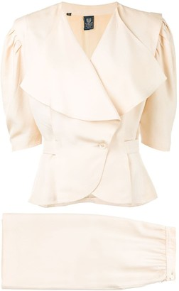 Ungaro Pre-Owned two-piece suit