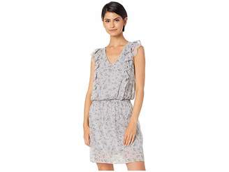 Kensie Loose Floral Printed Dress KS4K8355