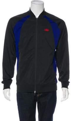 Nike Jordan Wings Mesh-Trimmed Jacket w/ Tags