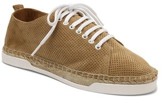 Women's Andre Assous Shawn Espadrille Perforated Sneaker $169.95 thestylecure.com