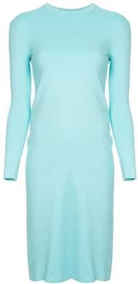 Rosetta Getty longline plain blouse