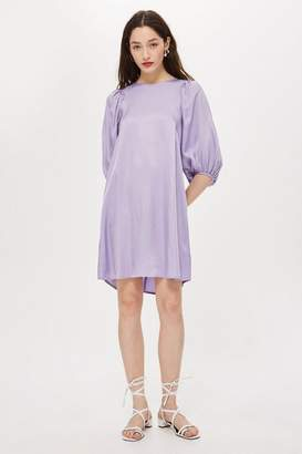 Topshop Balloon Sleeve Dress by Boutique