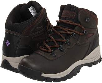 Columbia Newton Ridge Plus Women's Hiking Boots