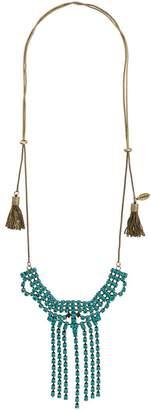 Twin-Set short rhinestone necklace