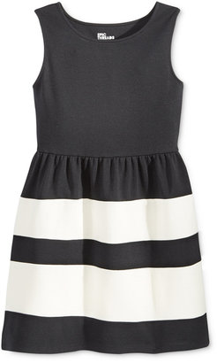 Epic Threads Girls' Striped Sleeveless Dress, Only at Macy's $48 thestylecure.com