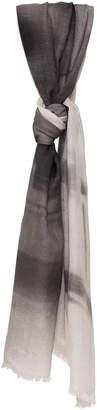 Akris The Night Series Cashmere-Silk Scarf