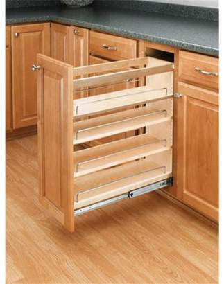 Rev-A-Shelf Rev A Shelf Rs448.Bc.8C 8 In. W Pull-Out Base With Shelves