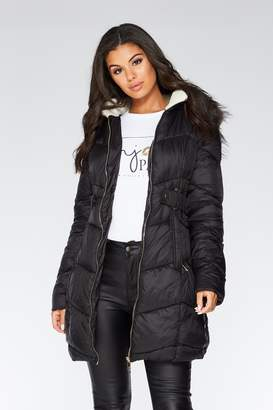 63a41e98af6 Womens Padded Jackets With Fur Trim - ShopStyle UK