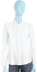Rag & Bone Coco Riding Shirt- White