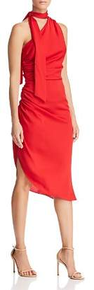 Milly Coleen One-Shoulder Dress