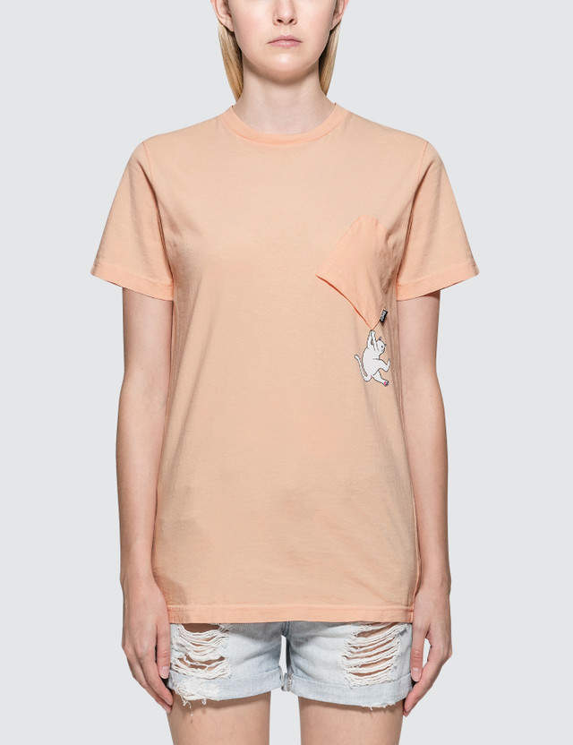 RIPNDIP Hang In There S/S T-Shirt