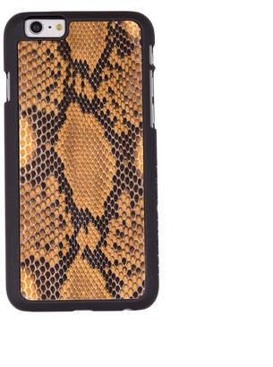 Felony Case Tan Python Case for iPhone 6/6s