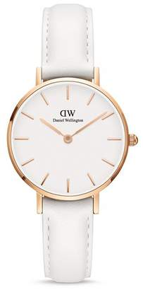 Daniel Wellington Classic Petite Bondi Watch, 28mm
