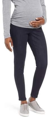 1822 Denim Ankle Skinny Maternity Jeans