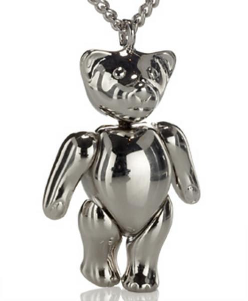 Dior Tedior Silver Necklace
