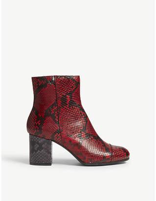 Zadig & Voltaire Lena Wild heeled boots