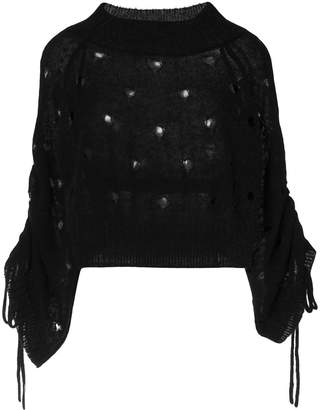 Taylor Open Façade sweater