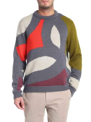 Missoni Limited Edition Round Neck Wool Mohair