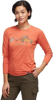 Patagonia Capilene Cool Daily Graphic Long-Sleeve Shirt - Women's