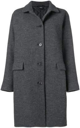 Aspesi signal breasted coat
