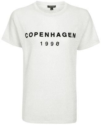 Topshop Copenhagen t-shirt