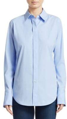 Theory Essential Button-Down Shirt
