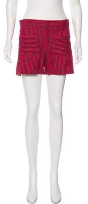 Boy By Band Of Outsiders Striped Mini Shorts w/ Tags