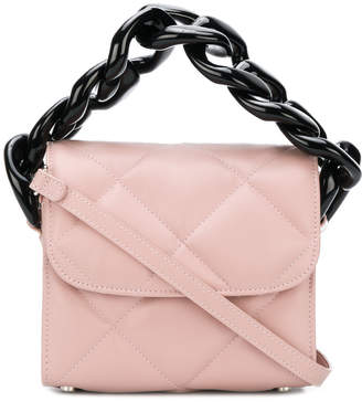 Marques Almeida Marques'almeida chain handle shoulder bag