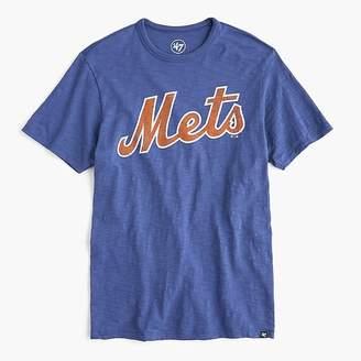 J.Crew '47 Brand New York Mets short-sleeve T-shirt