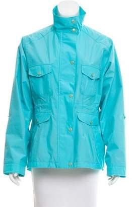 Peter Millar Zip-Up Casual Jacket