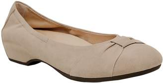 Dansko Leather Ballerina Flats - Lina