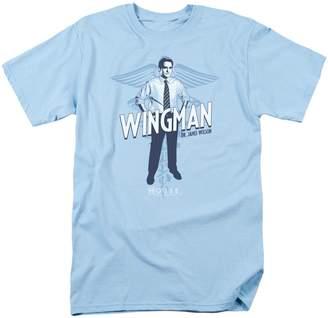 Wilson House MD House M.D. Medical Drama TV Series Fox Wingman Adult T-Shirt Tee