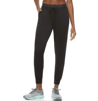 Tek Gear Women's Graphic Performance Jogger Pants