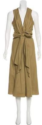 Tome Sleeveless Maxi Dress