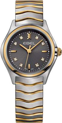 Ebel Wave Bracelet Watch, 30mm