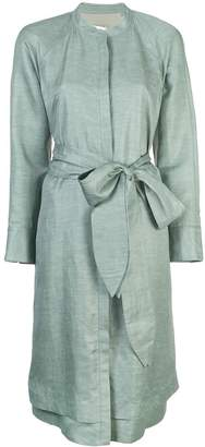 PARTOW belted dress