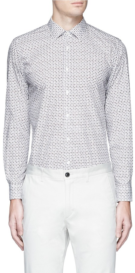 AlteaAltea Floral print shirt