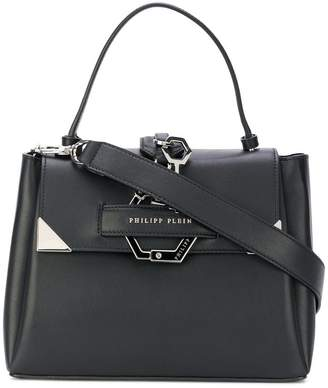 Philipp Plein handcuff detail shoulder bag