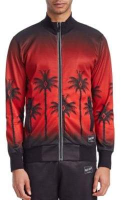 Marcelo Burlon County of Milan Palm Tree Jacket