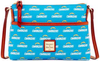Dooney & Bourke NFL Chargers Ginger Crossbody