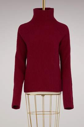 Haider Ackermann Embroidered Wool Sweater
