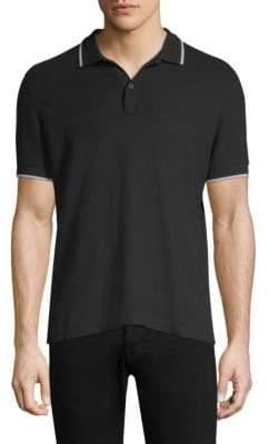 ATM Anthony Thomas Melillo Cotton Polo Shirt