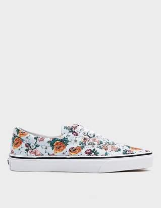 Vans Era Sneaker in White Garden Floral