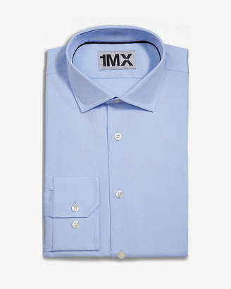 Express Fitted Spread Collar 1Mx Shirt