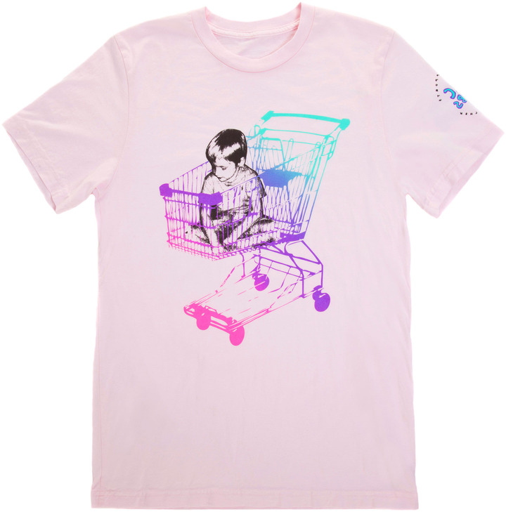 Marc Jacobs SPECIAL P-Town Soup Kitchen Charity Tee